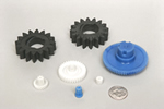 Plastic Injection Molded Gears